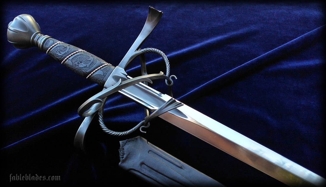 Historic Rapier recreation