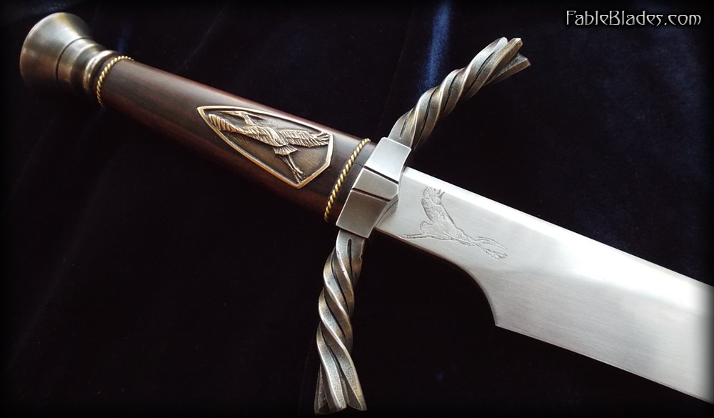 Heron Mark Sword